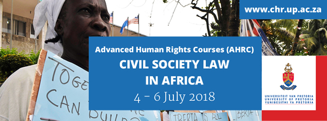 civil society law in africa 2018