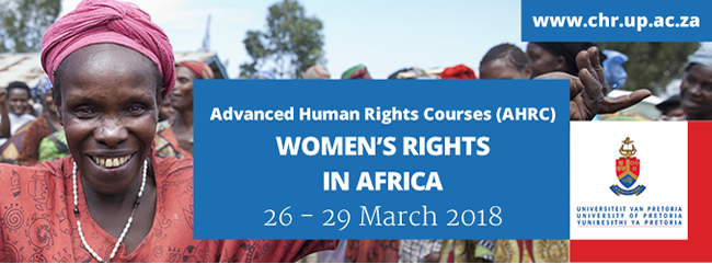 womens rights in africa 2018