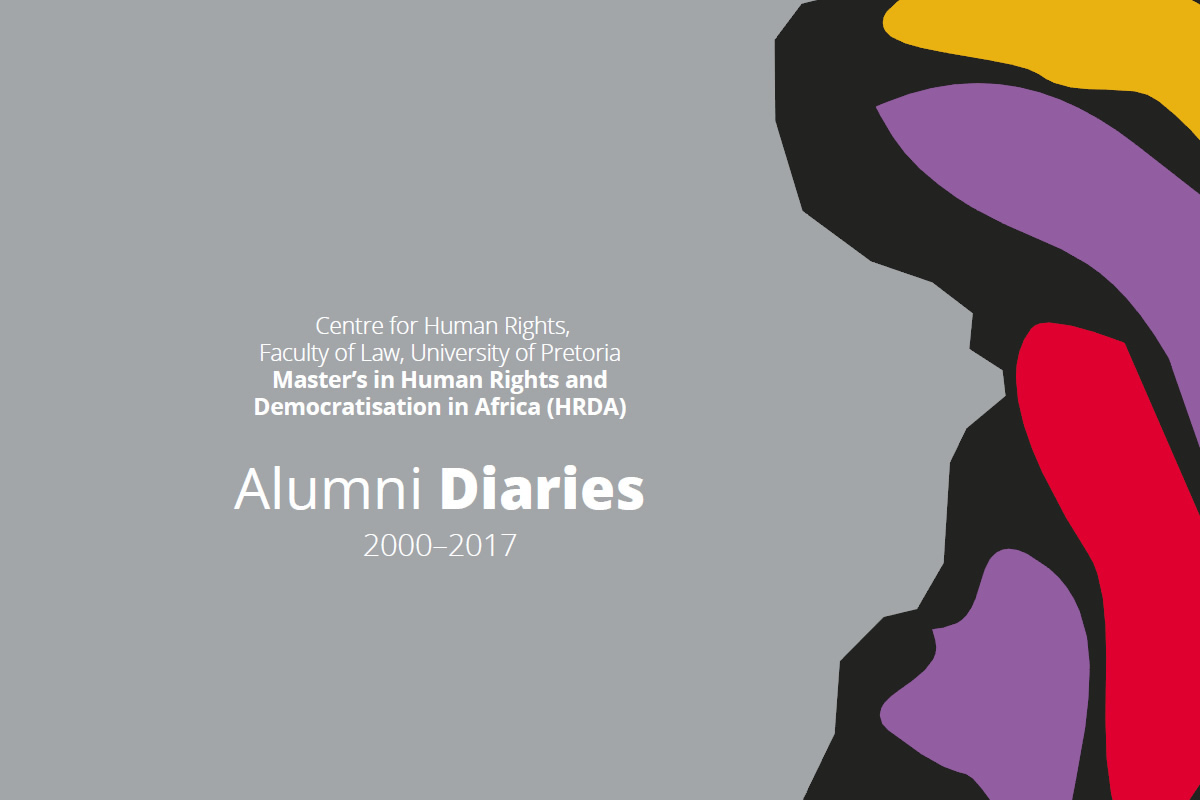 Alumni Diaries 2000-2017: Publication highlights the achievements of HRDA Alumni