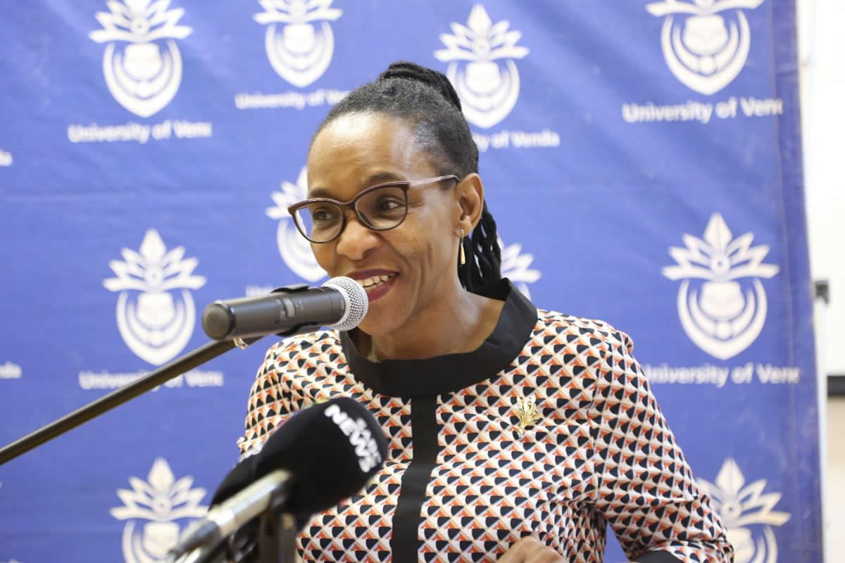 Justice Mandisa Maya -President of the Supreme Court of Appeal