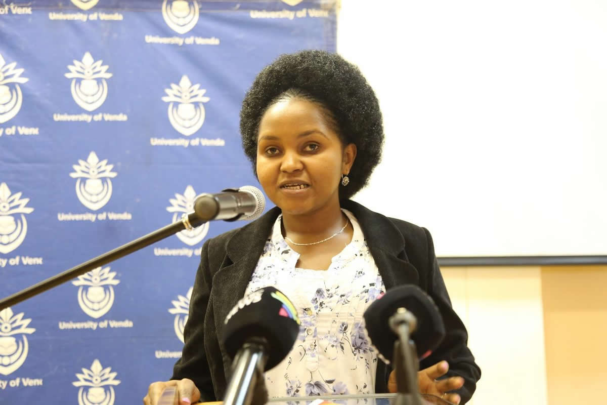 Dr Nkatha Murungi Assistant Director Centre for Human Rights, University of Pretoria