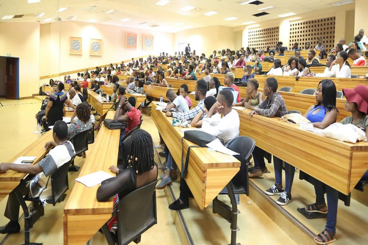 Univen Law students