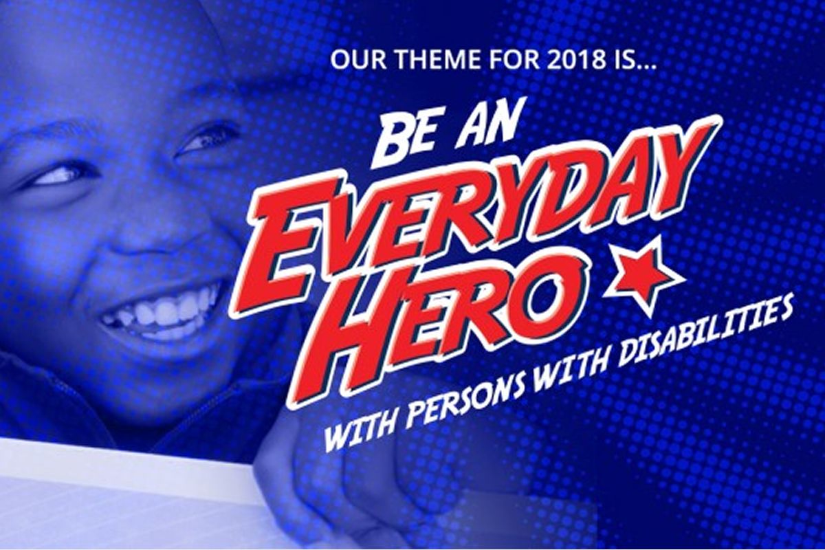 Everyday heroes with disabilities