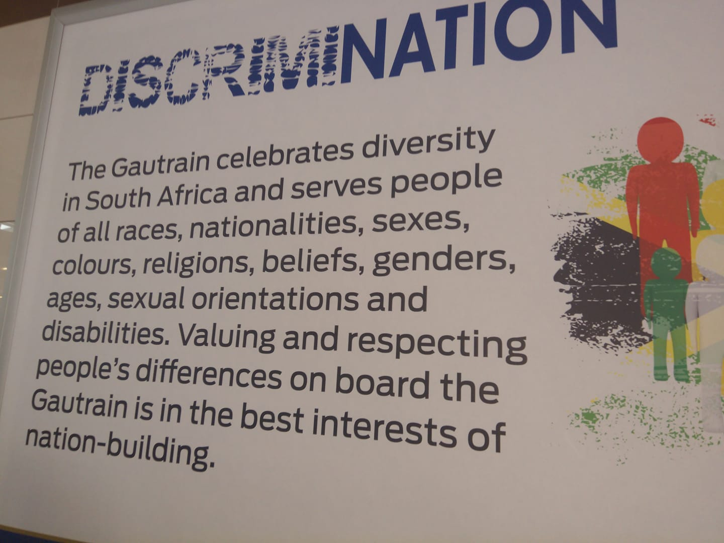Religious discrimination based on gender and sexual orientation