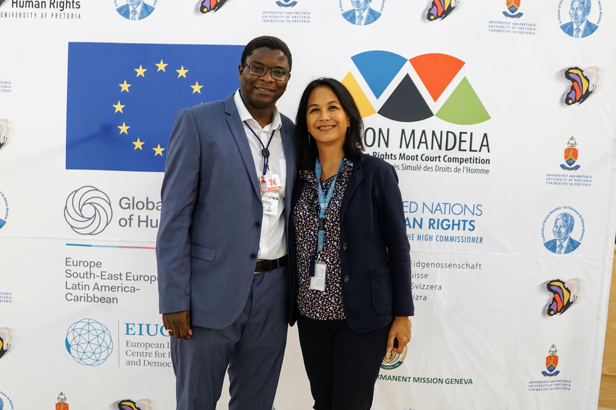 Nelson Mandela World Moot 2018