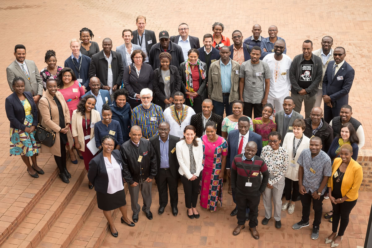 2019: International conference on forced migration in Africa