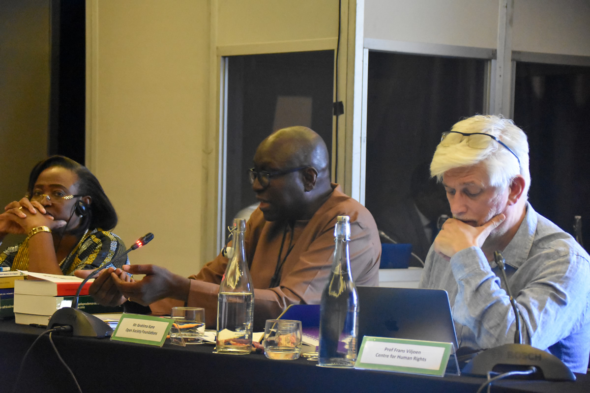 Strengthening Independence of ACHPR's