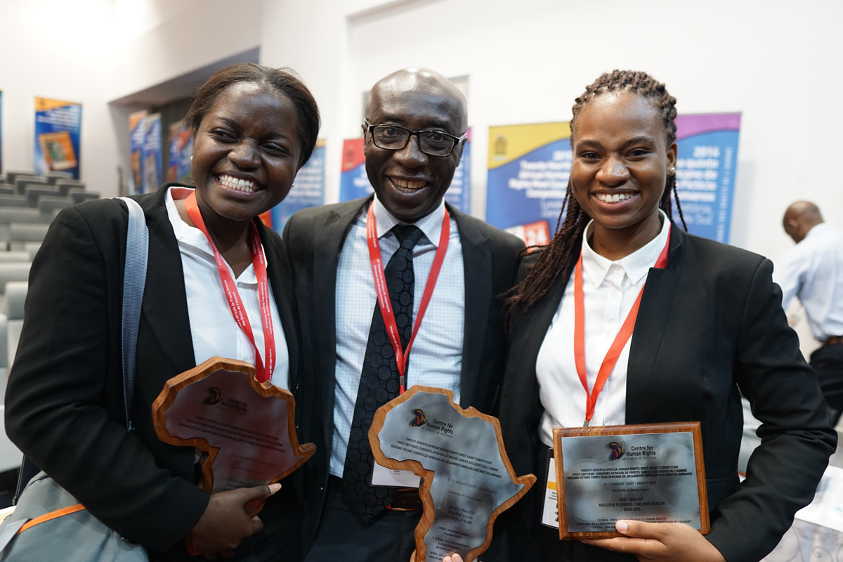 African Moot Court Competition Finals