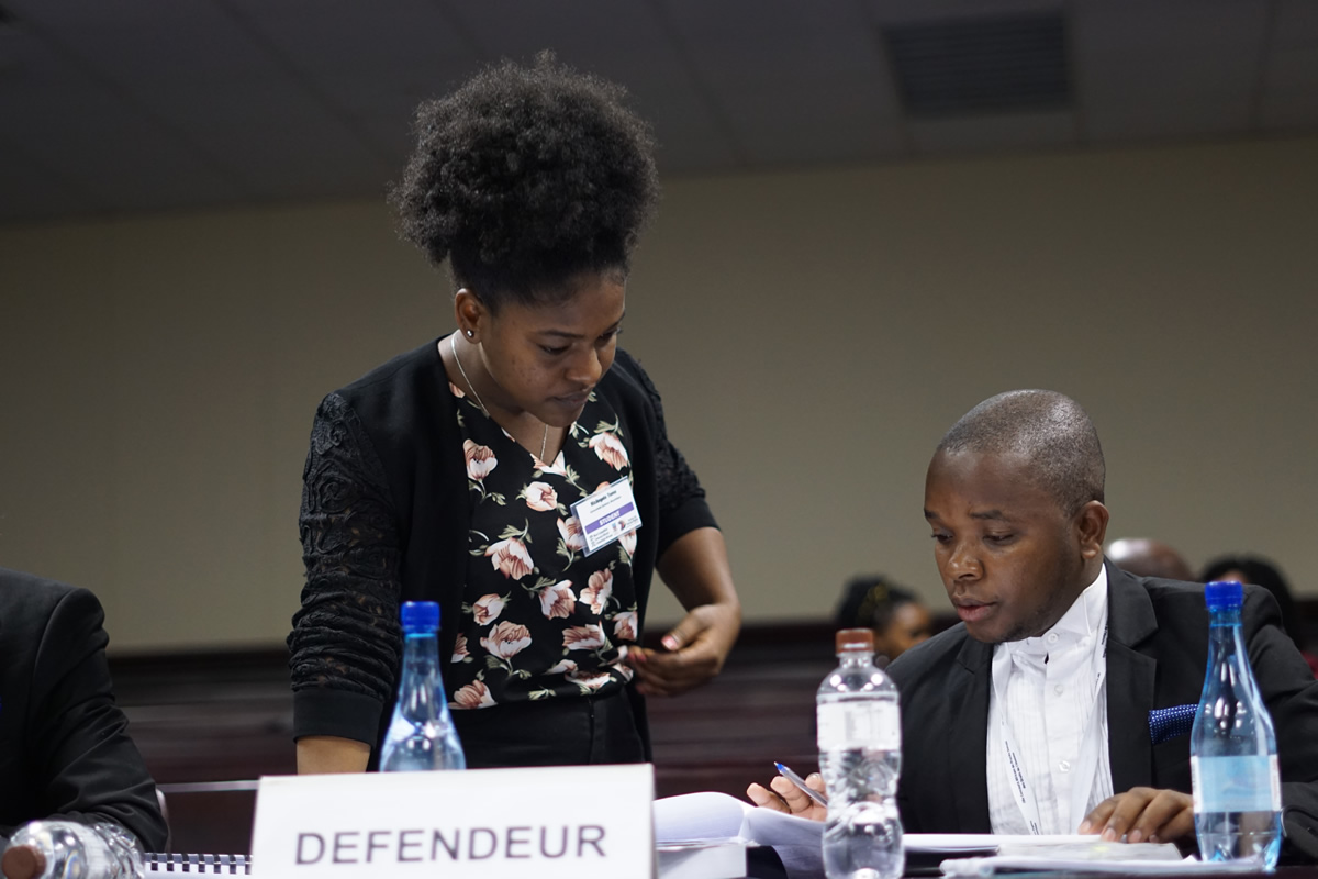 #AfricanMoot2019 - Final Round