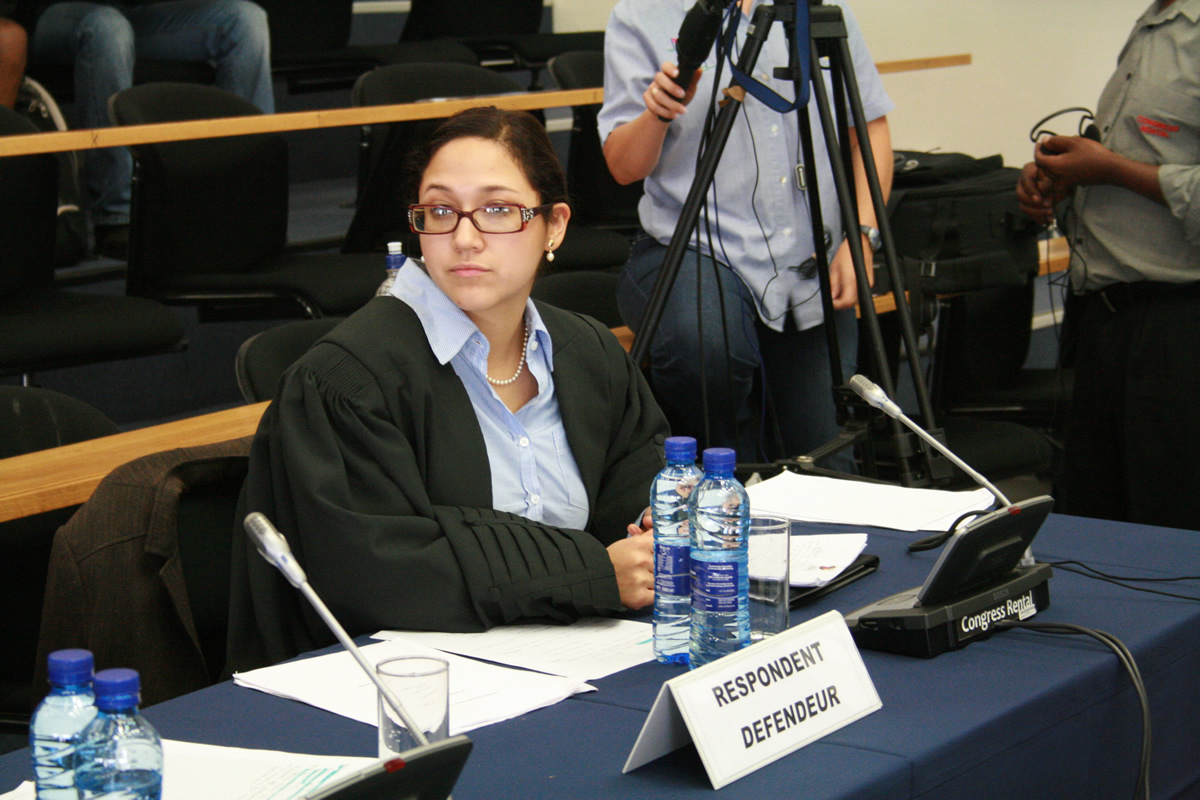 1st World Human Rights Moot Court Competition
