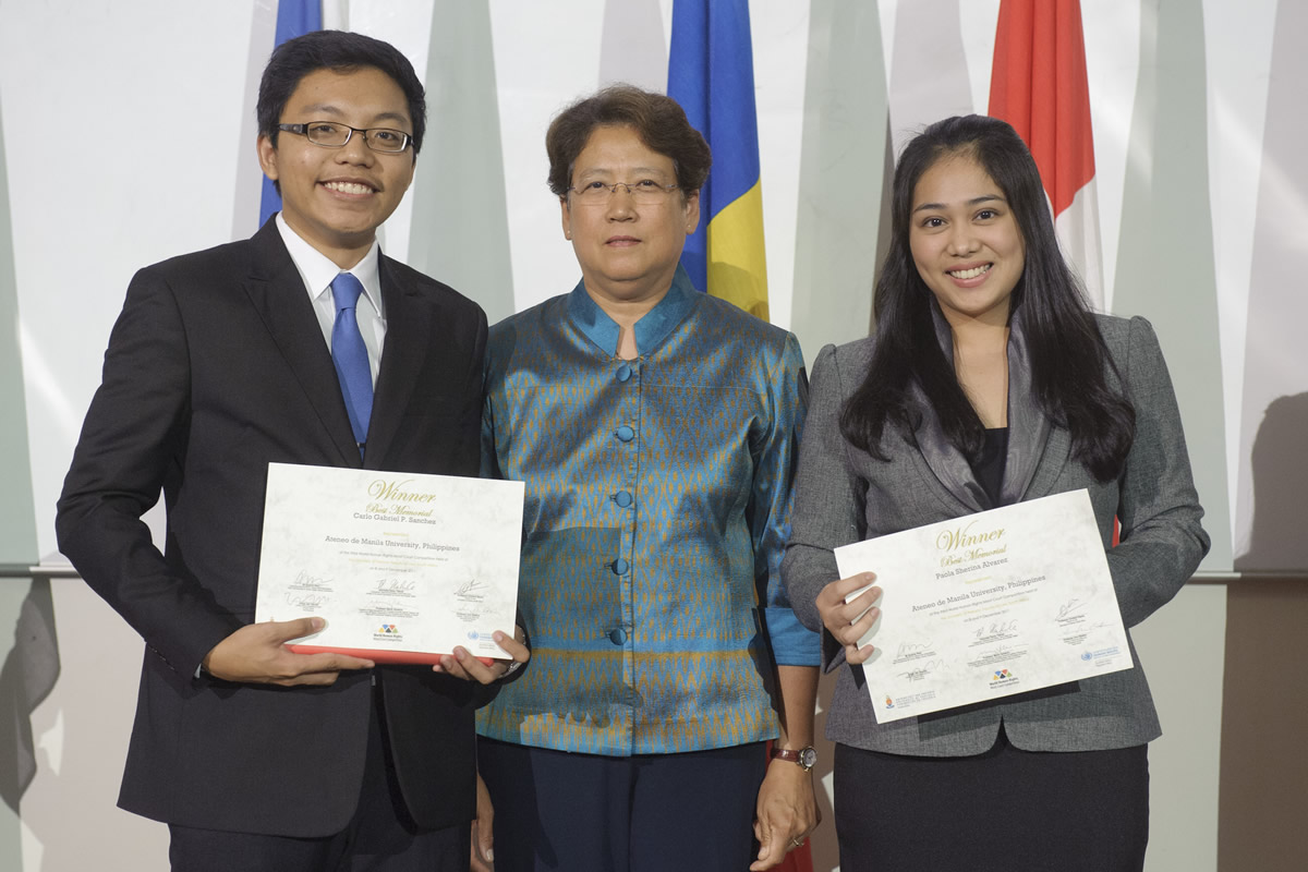 3rd World Human Rights Moot Court Competition