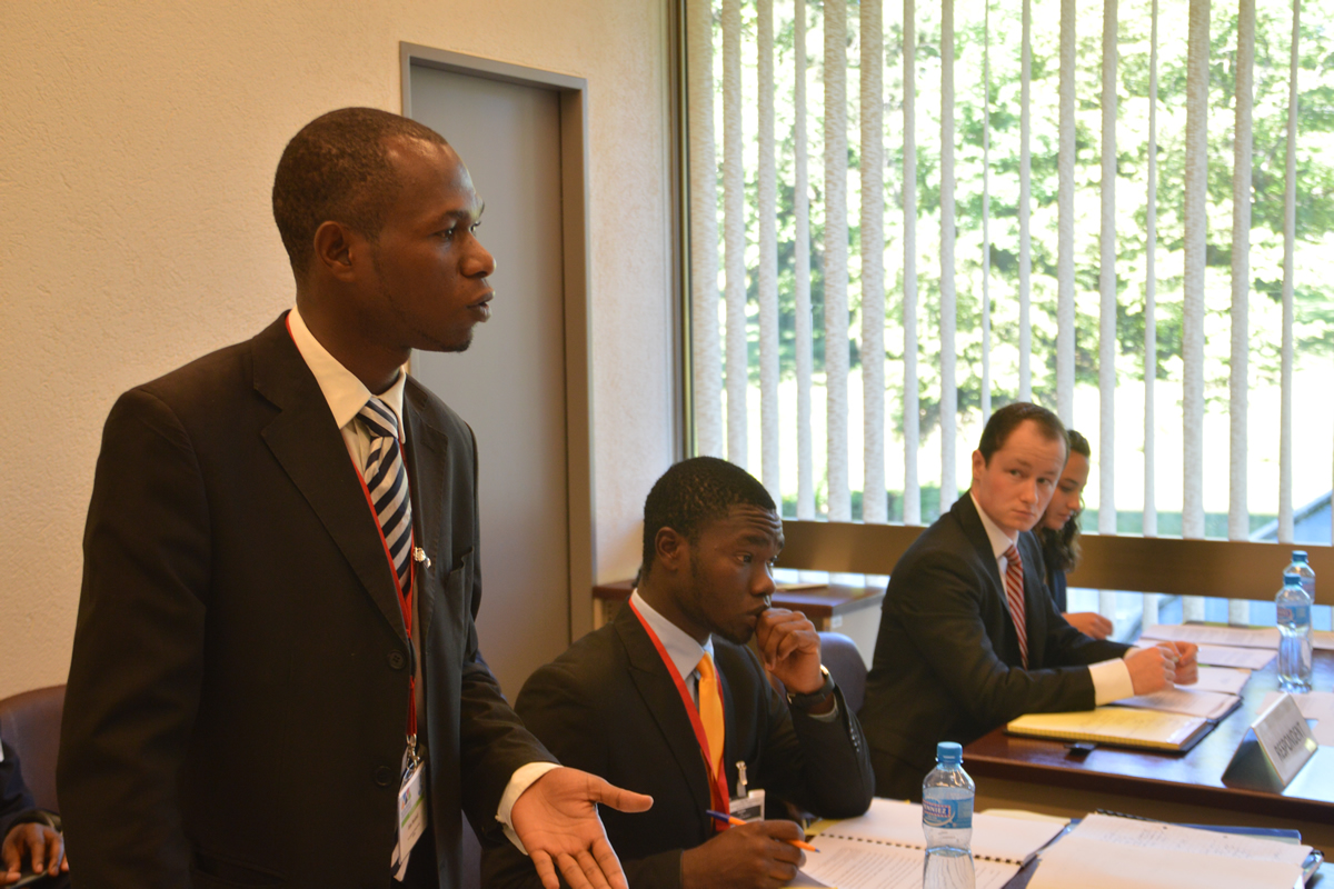 8th World Human Rights Moot Court Competition