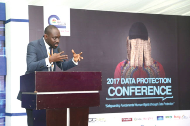 2017: Ghana Data Protection Conference