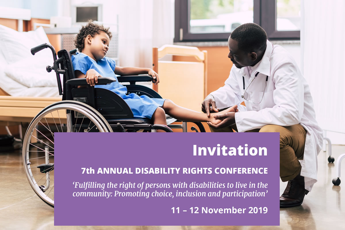 7th Annual Disability Rights Conference