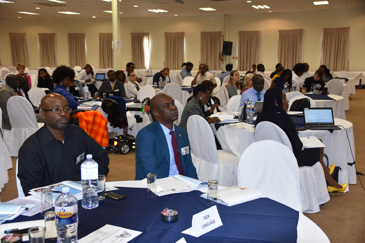 6th Annual Disability in Africa Conference